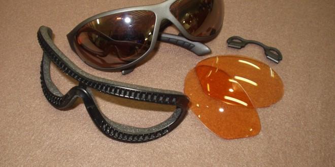 Sportglasögon för MC