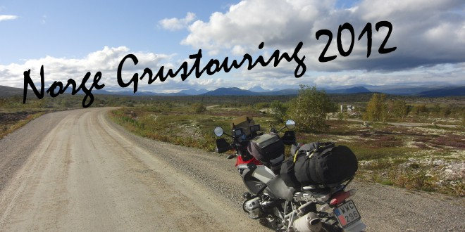 Norge Grustouring 2012