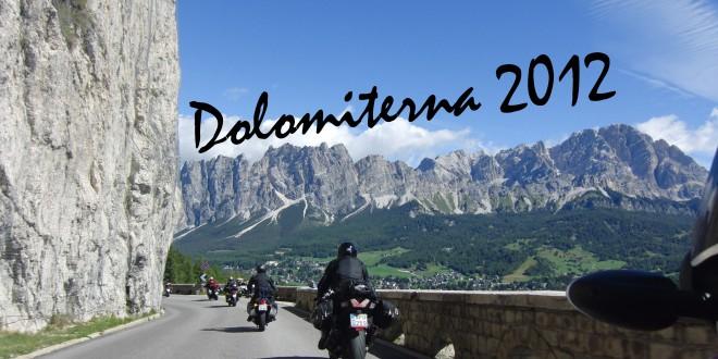 Dolomiterna 2012