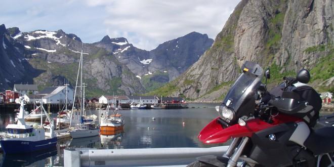 Lofoten och Nordkapp