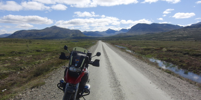 Norge Grustouring 2015 (Fullbokad, väntelista!)