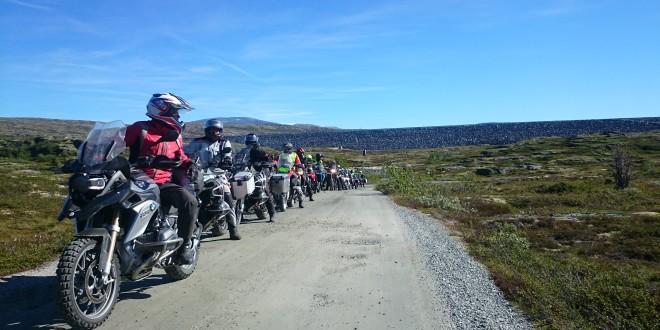 Norska Pärlor Grustouring 2016