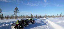 Vintertouring däck, dubb och övrig utrustning